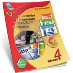 Découvrir l'informatique au primaire Niveau 4