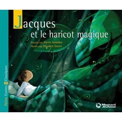 Jacques et le haricot magique - Petits Contes & Classiques - Pierre Sémidor - Magnard