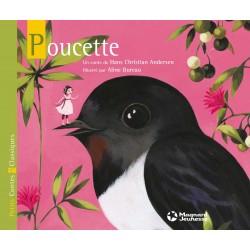 Poucette - Petits Contes & Classiques - Hans Christian Andersen - Magnard