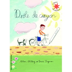 Drôle de crayon - Allan Ahlberg - Heure Des Histiores