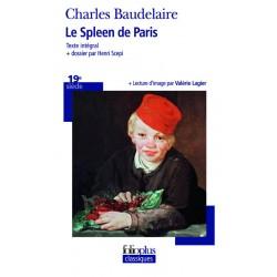 Le Spleen de Paris - Charles Baudelaire - FOLIO