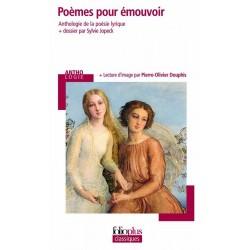 Poèmes pour émouvoir - FOLIO