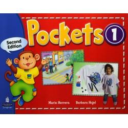 Pockets 1 - Student Book - 2e Edition - Pearson