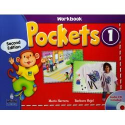 Pockets 1 - Workbook - 2e Edition - Pearson