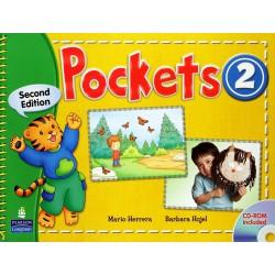 Pockets 2 - Student Book - 2e Edition - Pearson