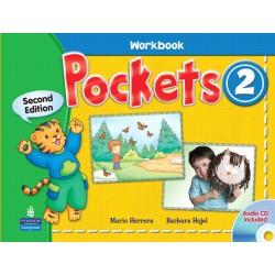 Pockets 2 - Workbook - 2e Edition - Pearson