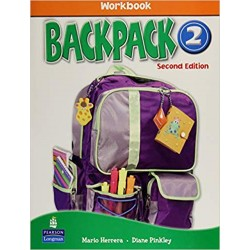 Backpack 2 - Workbook - 2e Edition - Pearson