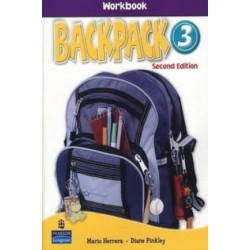 Backpack 3 - Workbook - 2e Edition - Pearson