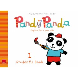 Pandy the Panda 1 - Student Book - Eli