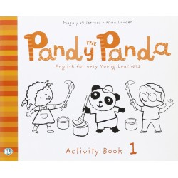 Pandy the Panda 1 - Activity book - Eli
