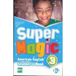 Super Magic 3 - Student Book - American English - Eli