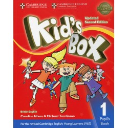 Kid's Box 1 - Pupil's Book - Updated 2e Edition - Cambridge University Press