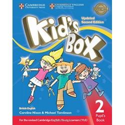 Kid's Box 2 - Pupil's Book - Updated 2e Edition - Cambridge University Press