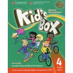 Kid's Box 4 - Pupil's Book - Updated 2e Edition - Cambridge University Press