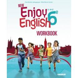 New Enjoy English 6e - Workbook - 2011 - DIDIER