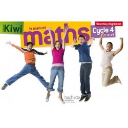 Kiwi mathématiques 5e, 4e, 3e - Cycle 4 - Livre élève - éd. 2016