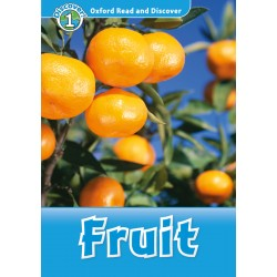 Fruit - Audio CD Pack - Oxford Read and Discover - Level 1 - OXFORD