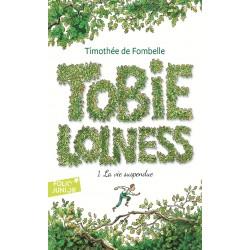 Tobie Lolness - Tome 1 - La vie suspendue - Timothée de Fombelle - FOLIO Junior