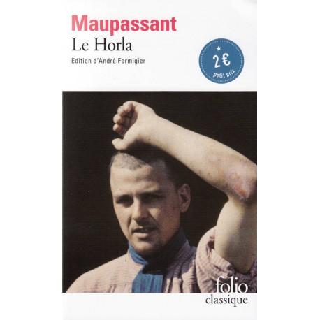 Le Horla - Guy de Maupassant - FOLIO Classique