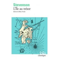 L'île au trésor - Robert Louis Stevenson - FOLIO Classique