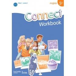 Connect 5ème - Palier 1 année 2 - Anglais - Workbook - 2012 - Hachette