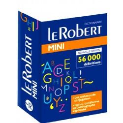 Dictionnaire Le Robert Mini 2020