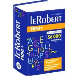 Dictionnaire Le Robert Mini Plus 2020