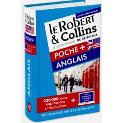 Dictionnaire Le Robert & Collins Poche Plus Anglais