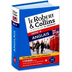 Dictionnaire Le Robert & Collins Mini Plus Anglais