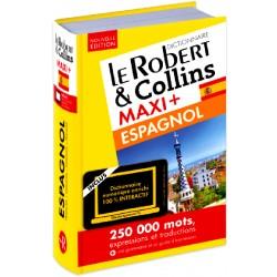 Dictionnaire Le Robert & Collins Maxi Plus Espagnol