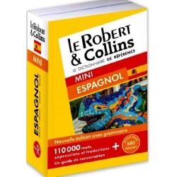 Dictionnaire Le Robert & Collins Mini Espagnol