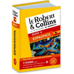 Dictionnaire Le Robert & Collins Mini Plus Espagnol