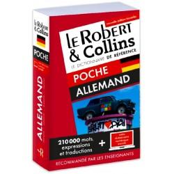 Dictionnaire Le Robert & Collins Poche Allemand