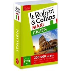 Dictionnaire Le Robert & Collins Maxi Italien