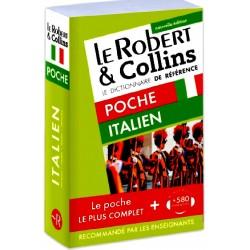 Dictionnaire Le Robert & Collins Poche Italien
