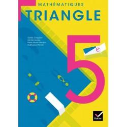 Triangle Mathématiques - Manuel - 2010 - Hatier (format compact)