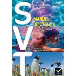 SVT - Cycle 4 - (5e/4e/3e) - Manuel - 2016 - Hatier