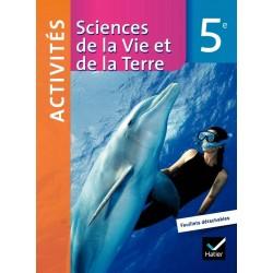 Sciences de la Vie et de la Terre 5ème - Fichier d'activités - 2010 - Hatier