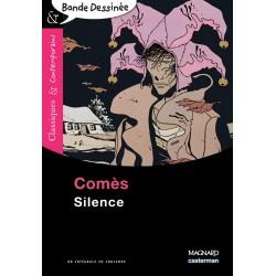 Silence - Classiques & Contemporains - Bande-Dessinée - N°21 - Magnard