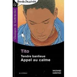 Appel au calme - Classiques & Contemporains - Bande-Dessinée - N°8 - Magnard