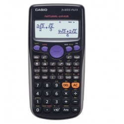 Calculatrice scientifique Casio FX-82ES PLUS