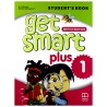 Get Smart Plus 1 - British Edition - Student's Book - MM Publications