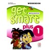 Get Smart Plus 1 - British Edition - Workbook - MM Publications