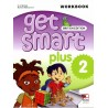 Get Smart Plus 2 - British Edition - Workbook - MM Publications