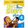 Get Smart Plus 4 - British Edition - Student's Book - MM Publications