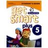 Get Smart Plus 5 - British Edition - Student's Book - MM Publications