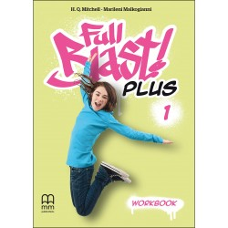 Full Blast Plus 1 - Workbook - British Edition - MM Publications