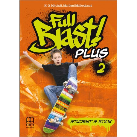 Full Blast Plus 2 - Student's Book - British Edition - MM Publications