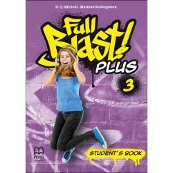 Full Blast Plus 3 - Student's Book - British Edition - MM Publications