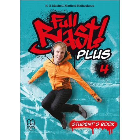 Full Blast Plus 4 - Student's Book - British Edition - MM Publications